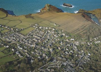 Thumbnail Land for sale in Land South B3266, Boscastle