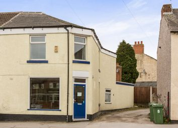 Thumbnail 3 bed end terrace house for sale in Market Place, Codnor, Ripley