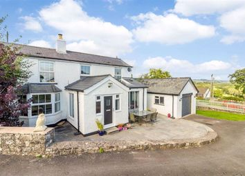 Thumbnail 4 bed detached house for sale in Mynyddbach, Shirenewton, Near Chepstow, Monmouthshire