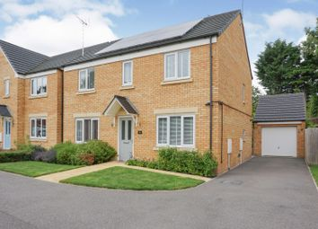 Thumbnail 4 bed detached house for sale in Centenary Way, Raunds