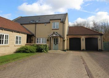 Thumbnail 4 bed detached house for sale in Cramlington