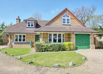 Thumbnail 3 bed detached house for sale in Tower Close, Hertford Heath, Hertford