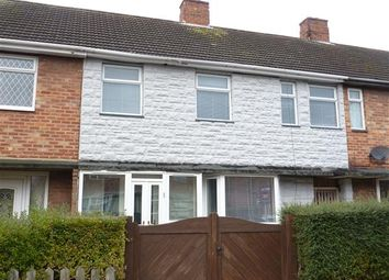 Thumbnail 3 bed terraced house to rent in Caistor Drive, Grimsby