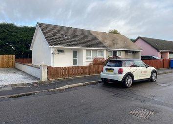 Thumbnail 1 bedroom bungalow to rent in Glebe Road, Mosstodloch, Moray