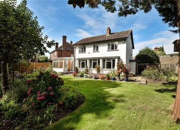 Thumbnail 4 bed detached house for sale in The Hermitage, Uxbridge, Middlesex