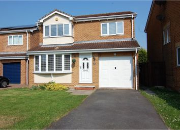 Thumbnail 4 bed detached house for sale in Broadstone Close, West Bridgford