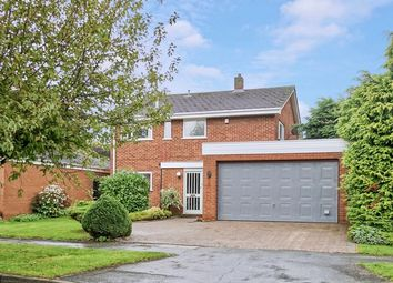 Thumbnail 4 bed detached house for sale in Woodlands, St. Neots