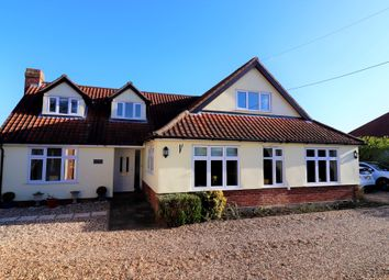 Thumbnail 4 bed detached house for sale in Clay Hill, Hintlesham, Ipswich, Suffolk