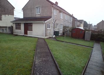 Thumbnail 2 bed semi-detached house for sale in Caeglas, Cross Hands, Llanelli