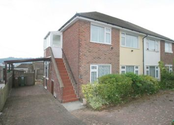 Thumbnail 2 bed maisonette for sale in Lucas Lane, Plympton, Plymouth