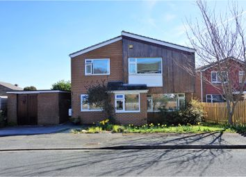 Thumbnail 4 bed detached house for sale in Butterwood Close, Huddersfield