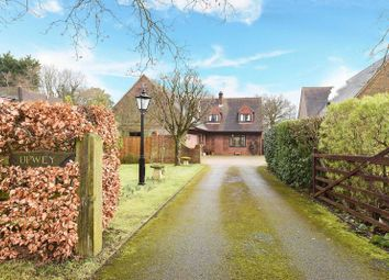 Thumbnail 4 bed detached house for sale in Island Farm Road, Ufton Nervet, Reading