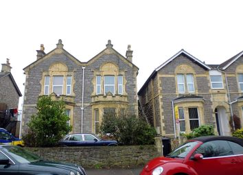 Thumbnail 2 bed flat to rent in Graham Road, Weston Super Mare