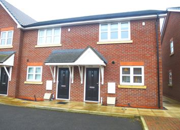 Thumbnail 2 bed terraced house for sale in Clifton Drive, Northwich