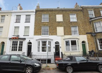 Thumbnail 4 bed terraced house for sale in Hardres Street, Ramsgate
