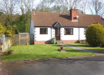 Thumbnail 2 bedroom semi-detached bungalow to rent in Heliston Place, Pontrilas, Herefordshire