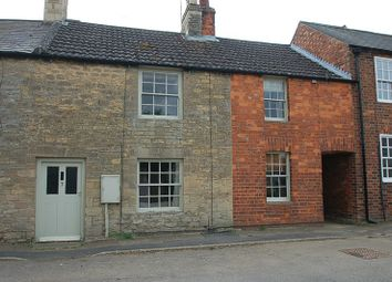 Thumbnail 2 bed terraced house to rent in Main Street, Cotterstock, Cambridgeshire