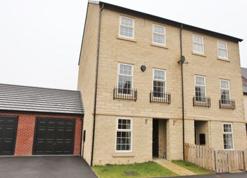 Thumbnail 4 bed semi-detached house for sale in Woodbourn Gardens, Wombwell, Barnsley