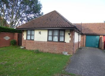 Thumbnail 3 bed detached bungalow for sale in 3 Holm Close, Worlingham, Beccles