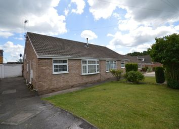 Thumbnail 2 bed semi-detached bungalow for sale in Haveroid Way, Crigglestone, Wakefield