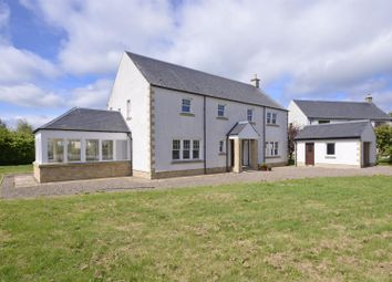 Thumbnail 4 bed detached house for sale in 7 Kirkpark, Westruther, Gordon
