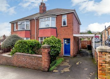 Thumbnail 3 bed semi-detached house for sale in Thirlville, Rotherham, South Yorkshire