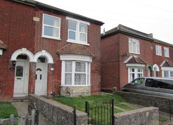Thumbnail 3 bed semi-detached house to rent in Mayfield Road, Southampton