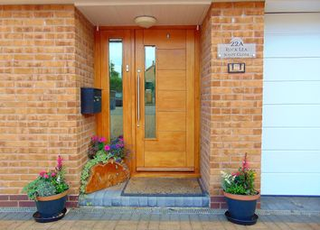 Thumbnail 4 bed detached house for sale in Scott Close, Ravensthorpe
