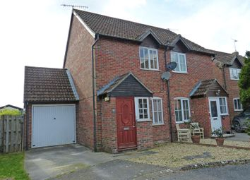 Thumbnail 2 bed semi-detached house for sale in Vicarage Gardens, Netheravon, Salisbury