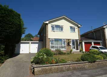 Thumbnail 4 bed detached house for sale in Belmont Road, Winscombe