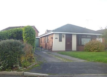Thumbnail 2 bed bungalow for sale in Burnsall Drive, Widnes, Cheshire