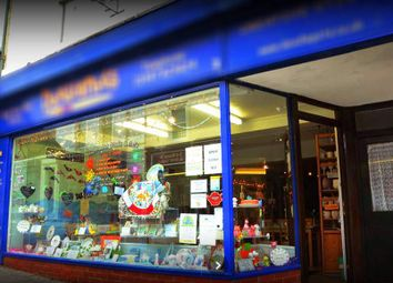 Thumbnail Retail premises for sale in Whitby YO21, UK