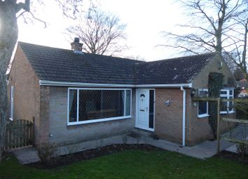 Thumbnail 3 bed detached bungalow for sale in Cottage Close, Northallerton