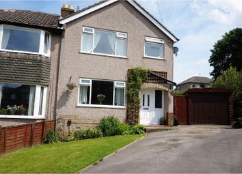 Thumbnail 3 bed semi-detached house for sale in Spring Rise, Long Lee