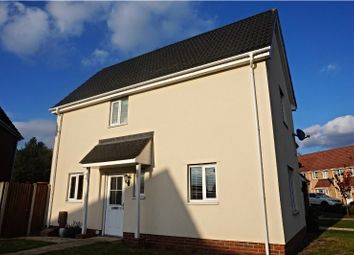 Thumbnail 2 bed end terrace house for sale in Grantham Avenue, Great Cornard Sudbury