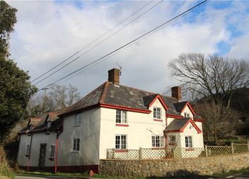 Thumbnail 4 bed detached house for sale in Morcombelake, Bridport, Dorset