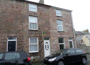Thumbnail 3 bed terraced house for sale in 24, Chapel Street, Caernarfon