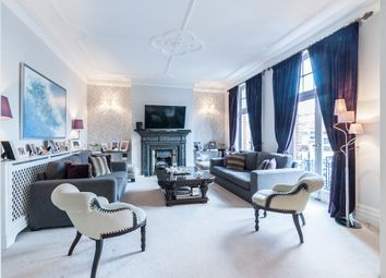 Thumbnail 4 bedroom flat to rent in Avenue Mansions, Finchley Road