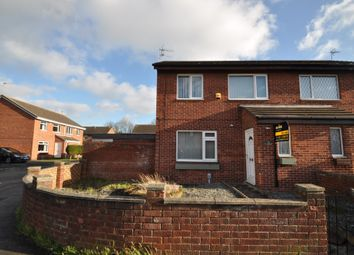 Thumbnail 3 bed semi-detached house for sale in The Queensway, Hull, North Humberside