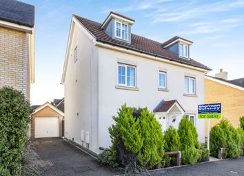 Thumbnail 6 bed detached house for sale in Stagwell Road, Great Cambourne, Cambridge