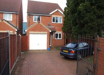 Thumbnail 6 bed detached house to rent in Toddington Road, Luton