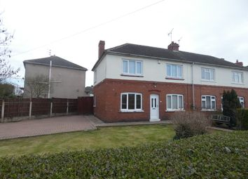 Thumbnail 3 bed semi-detached house for sale in Ellison Street, Thorne, Doncaster