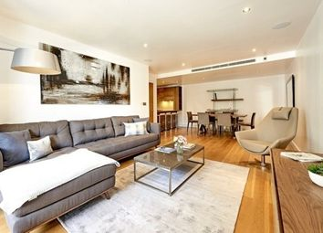 Thumbnail 2 bed flat to rent in Consort House, Lensbury Road