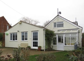 Thumbnail 3 bed detached bungalow for sale in Docking Road, Ringstead, Hunstanton