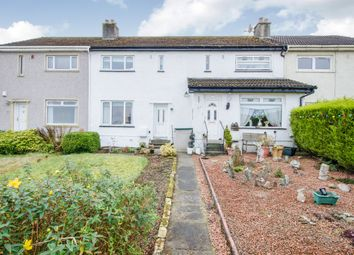 Thumbnail 2 bed terraced house for sale in Hill Drive, Eaglesham, Glasgow