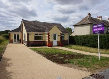 Thumbnail 4 bed detached bungalow for sale in Clacton Road, Harwich