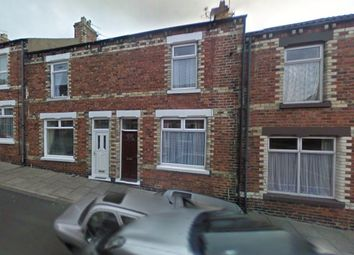 Thumbnail 2 bedroom terraced house for sale in Heslop Street, Bishop Auckland