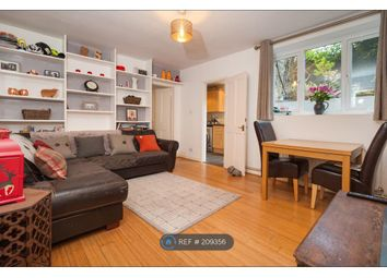 Thumbnail 1 bed flat to rent in Eglantine Road, London