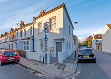 Thumbnail 3 bed end terrace house for sale in York Road, Teddington