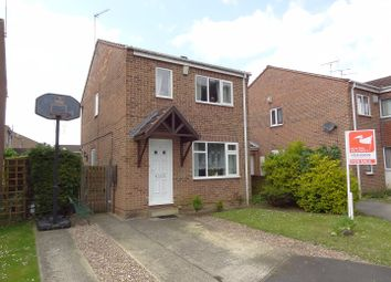 Thumbnail 3 bedroom detached house for sale in Spinners Close, Sleaford